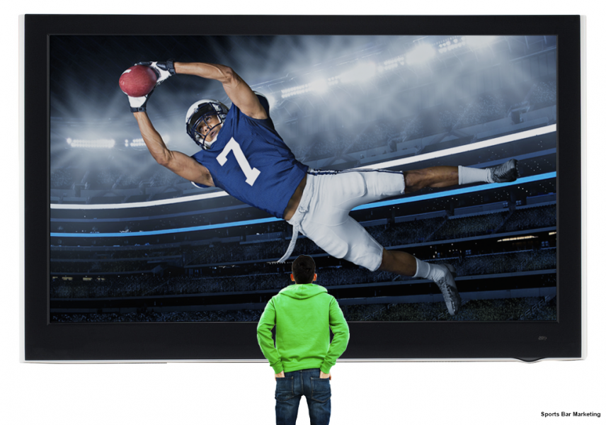 "​Is Your Big-Screen ""Big Game"" Party Legal?"
