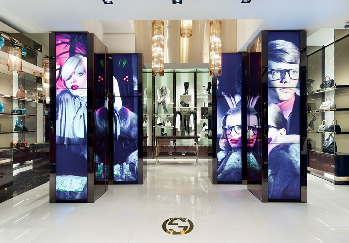 Video Wall Design find this pin and more on mens B2ap3_thumbnail_clarity Matrix Guccijpg