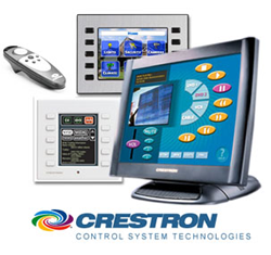 expert crestron programming graphical user interfaces