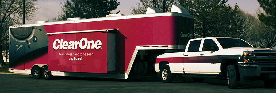 ClearOne Connections Tour trailer dk 1