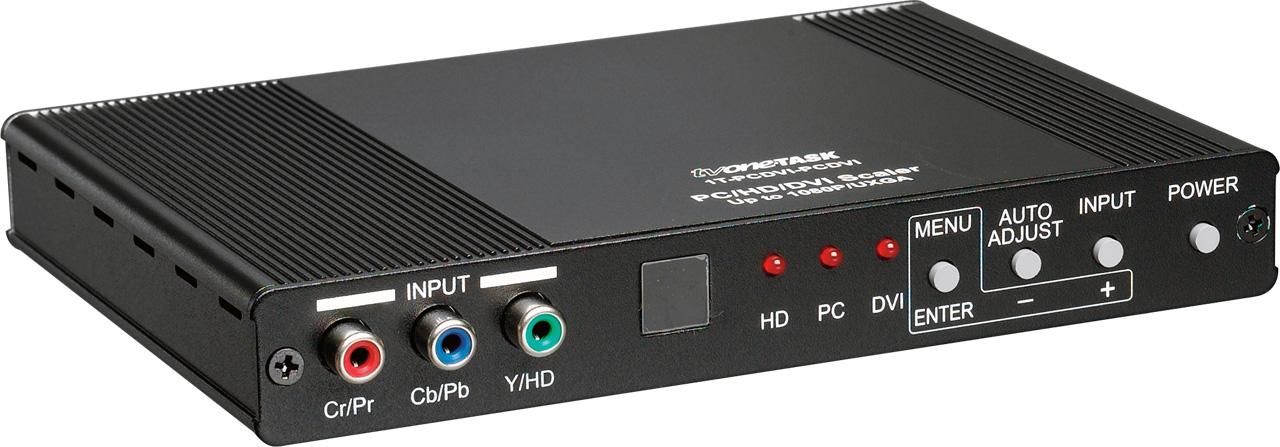 PC-DVI  DVI-PC Video Scaler