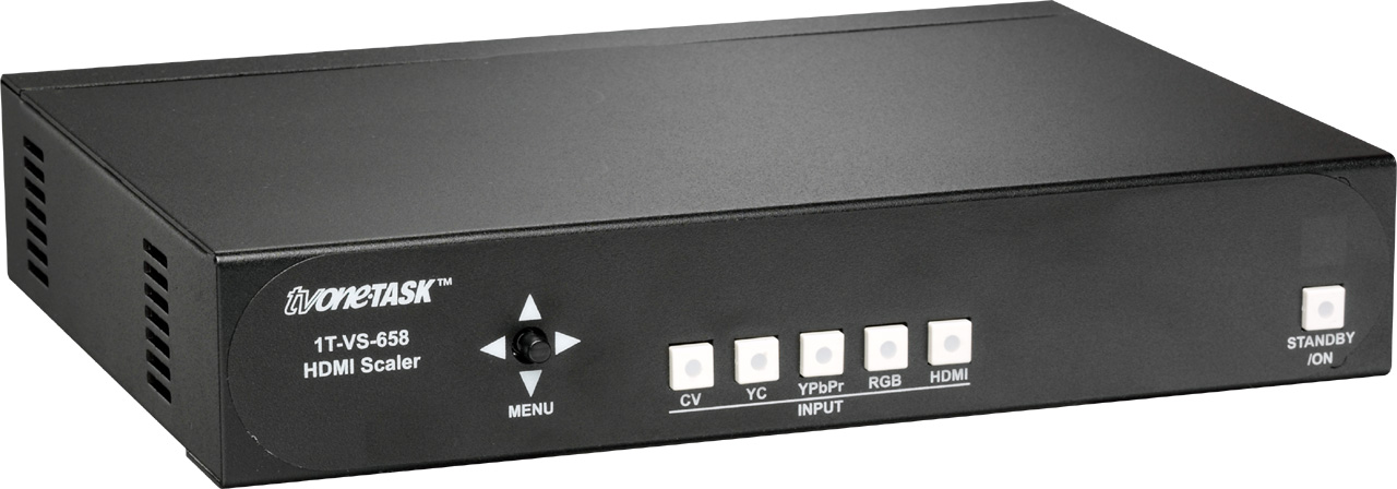 Professional Up and Cross Converter