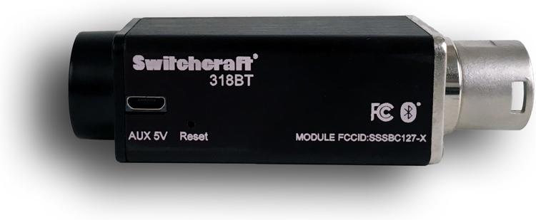 Switchcraft 318BT AudioStix Bluetooth