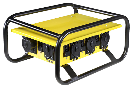 Cep 8706gu 50 Amp Spider Box Pd Power Jp Lilley Av