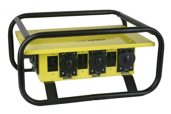 CEP 8706GU  50 Amp Spider Box PD