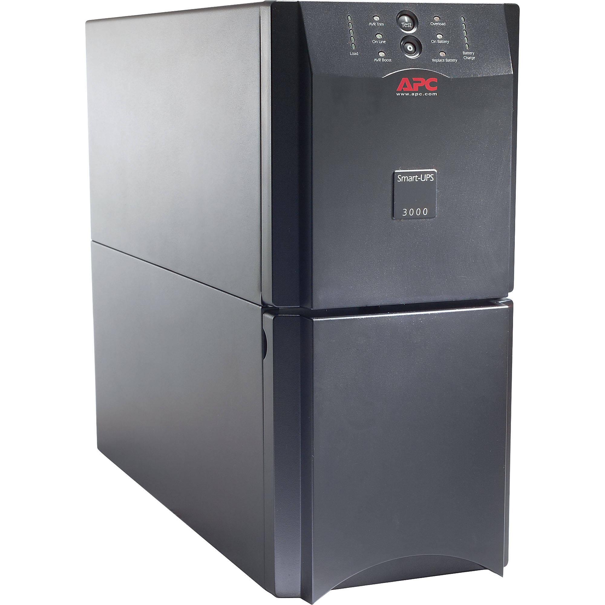 APC SUA3000 Smart-UPS 3000VA 120V