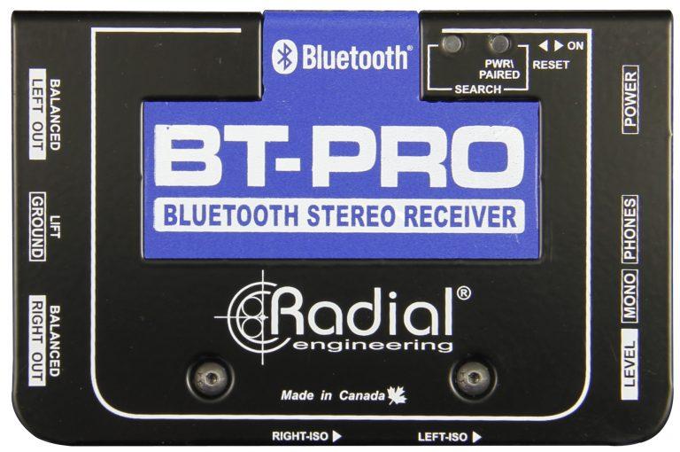 Radial BT-Pro Bluetooth Direct Box