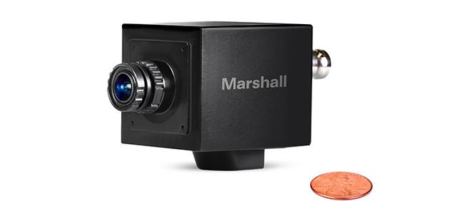Marshall CV505-MB POV Camera