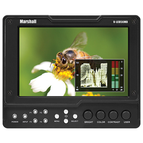 Marshall Electronics V-LCD56MD 5.6