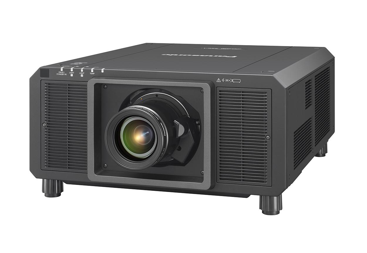 Panasonic PT-RQ22K 20,000 Lumen 4K Laser Projector