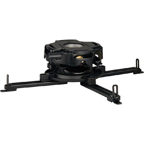 Precision Gear Projector Mount for Projectors Weighing Up to 50 lb (Black)