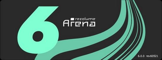 Resolume Arena 7 4K Media Server NewTek NDI Ready   Media
