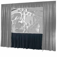 Draper Ultimate Folding Screen Skirt for (83 x 130)
