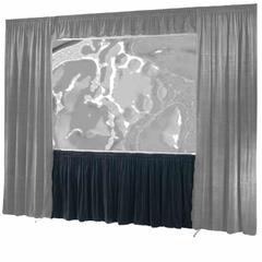 Draper Ultimate Folding Screen Skirt for (112 x 176)