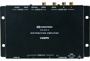1-to-2 HDMI Distribution Amplifier