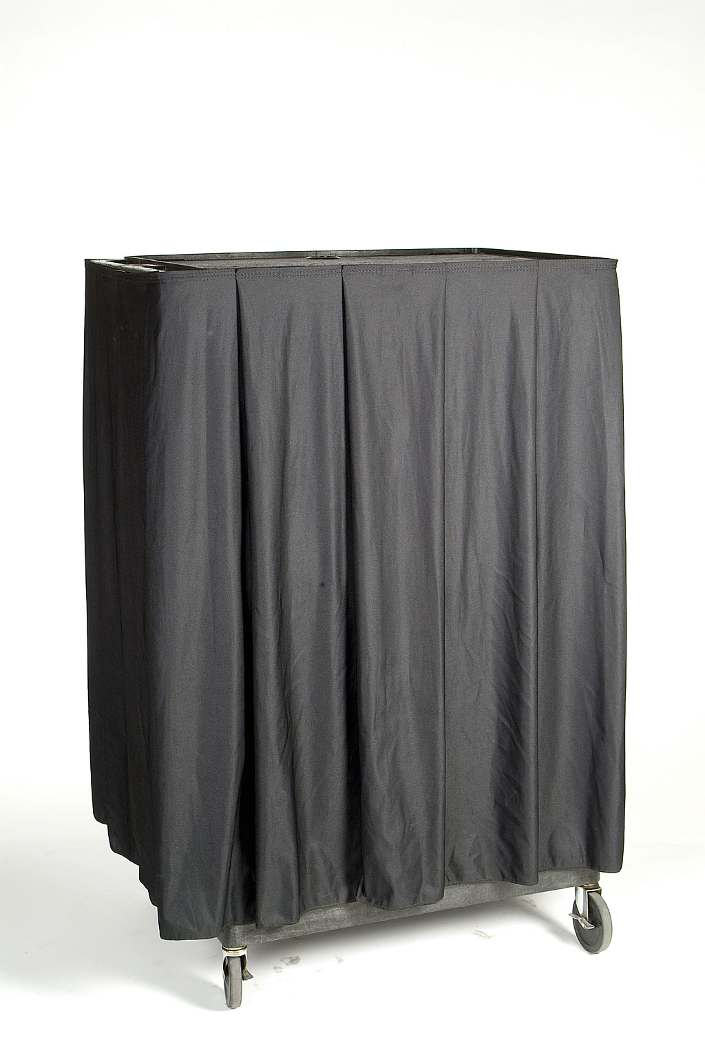 Black Drapery for Projection Cart