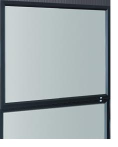 10.5' x 14' Rear Screen