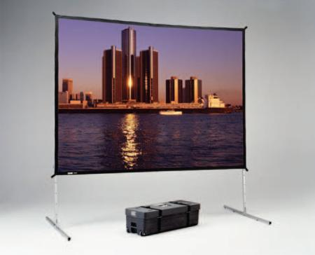 5' X 7.5' Front Screen