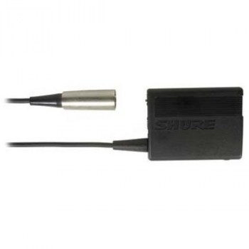 Shure Wired Lavalier (Clip-On)