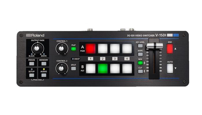 Roland V-1SDI 3G SDI Live Event Switcher