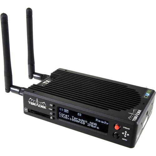 Teradek Cube 655 H.264 HD Encoder HDMI / 3G-SDI Inputs