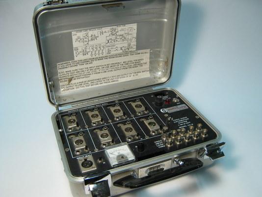 Active Media Press Bridge  Mult-Box