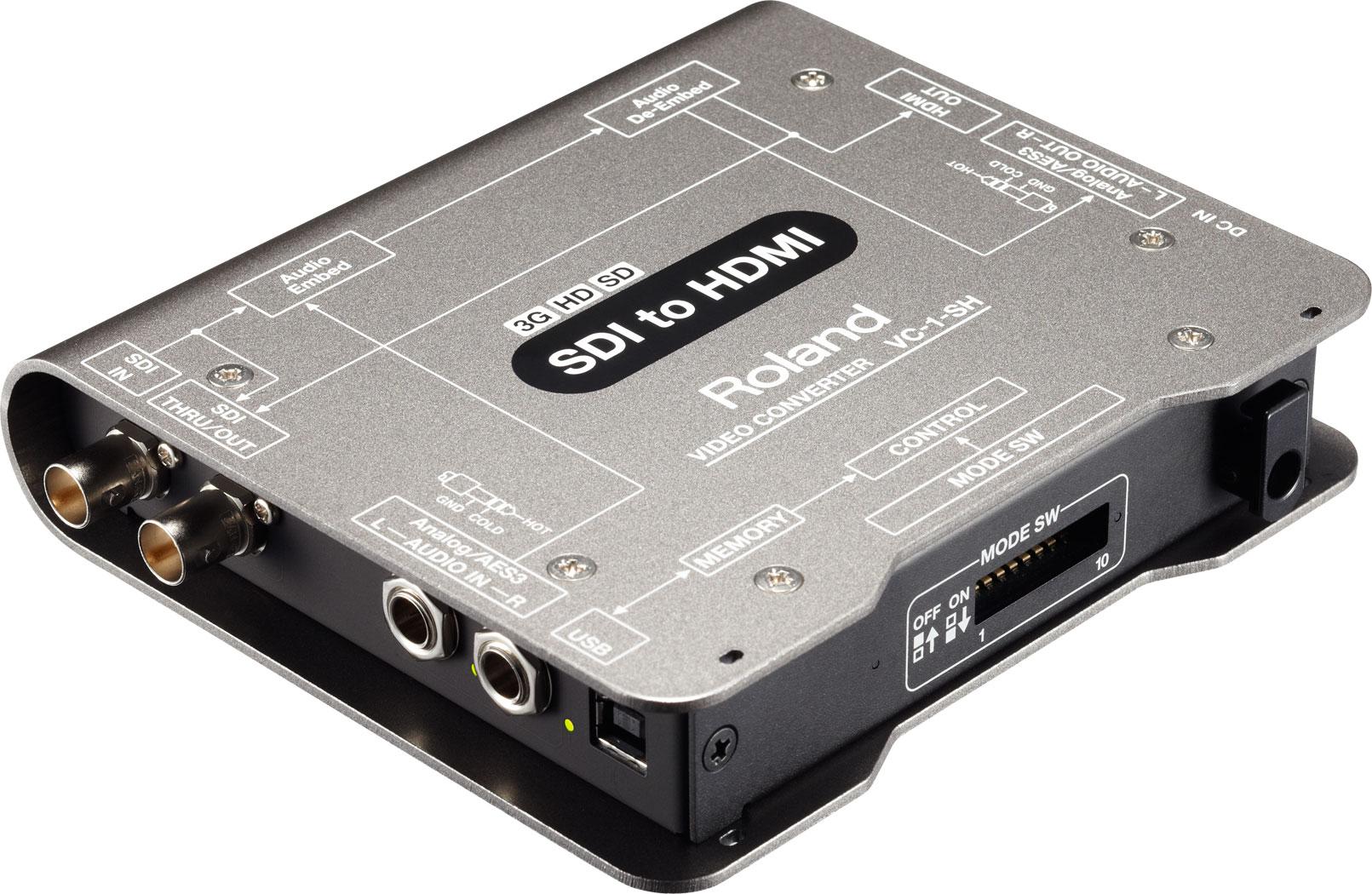 Roland 3G-SDI to HDMI Video Converter